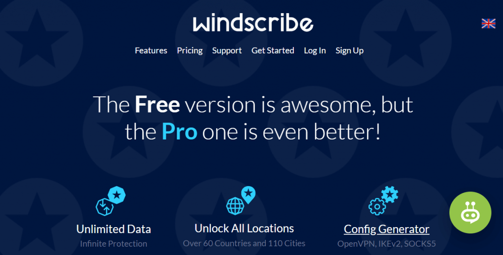 is Windscribe a free or paid VPN
