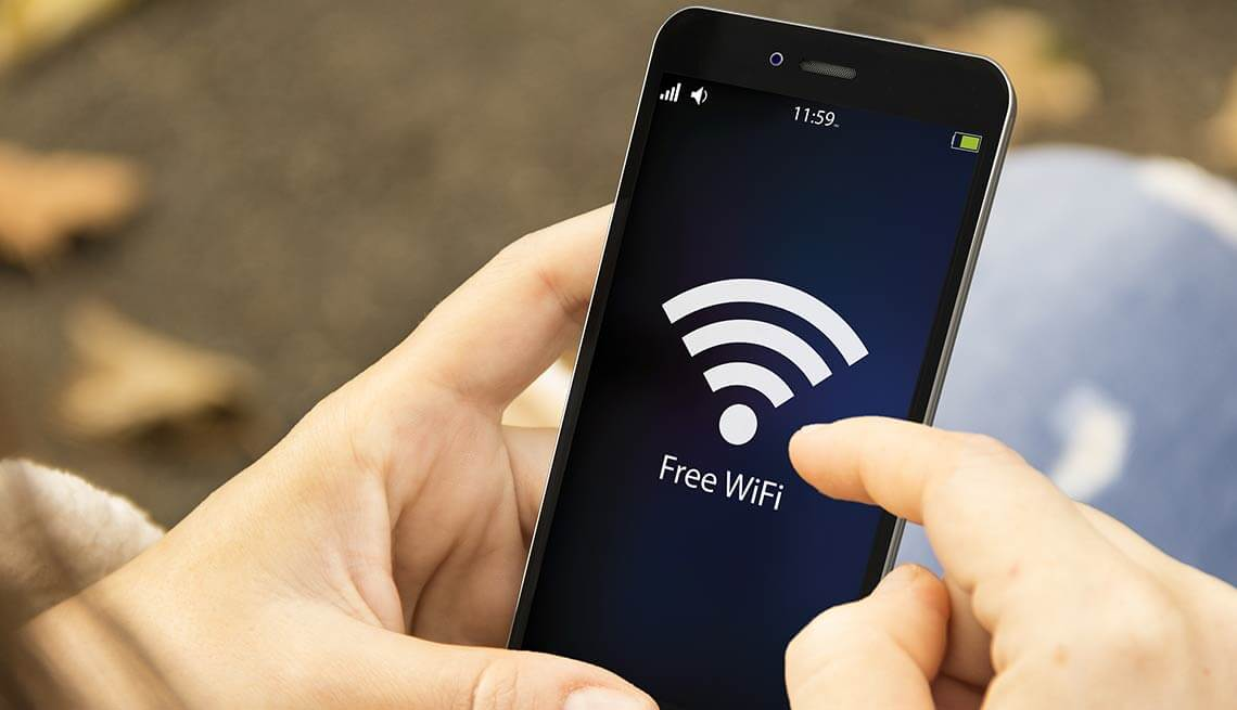Use public Wifi securely with a VPN