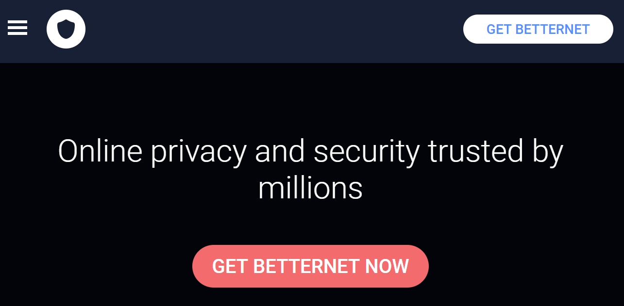 Betternet security