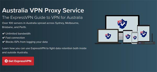 ExpressVPN VPN Australia
