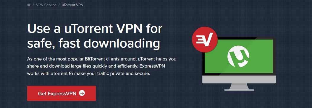 ExpressVPN best VPN for torrenting