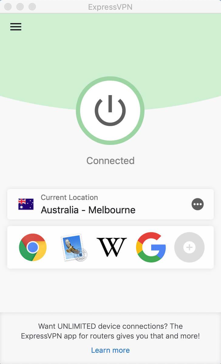 ExpressVPN in Australia
