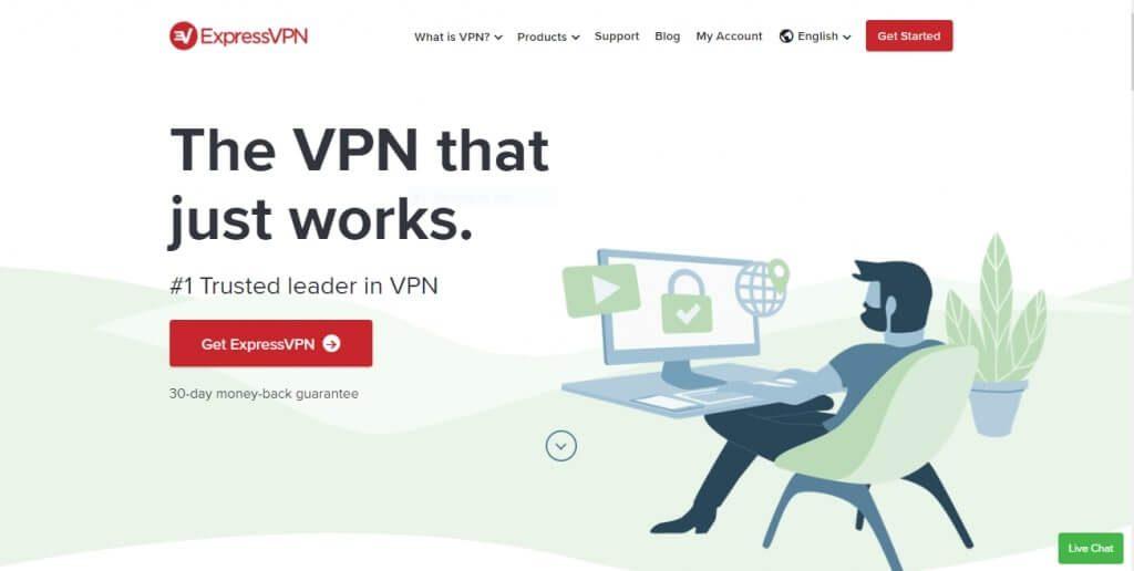 ExpressVPN Spotify VPN