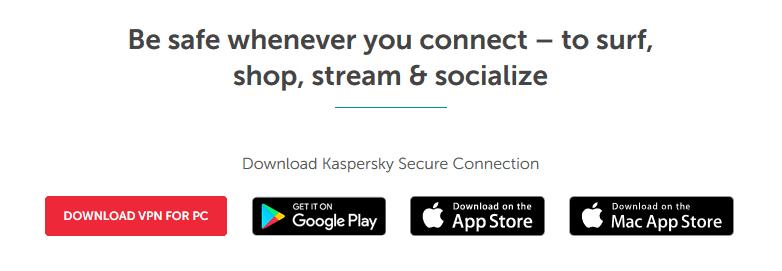 Kaspersky app