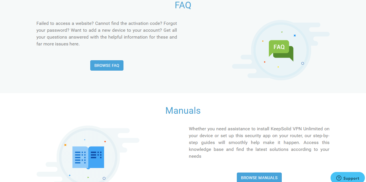 VPN Unlimited client support