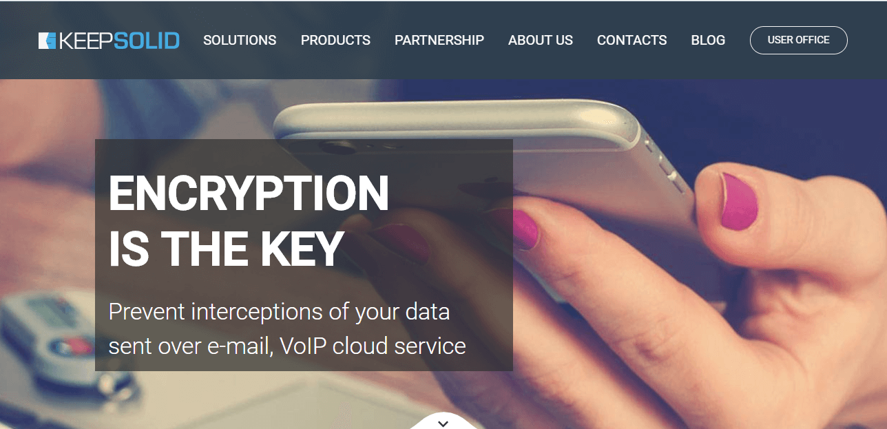 VPN Unlimited encryption