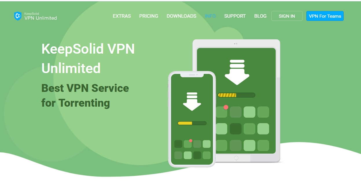 VPN Unlimited for torrenting