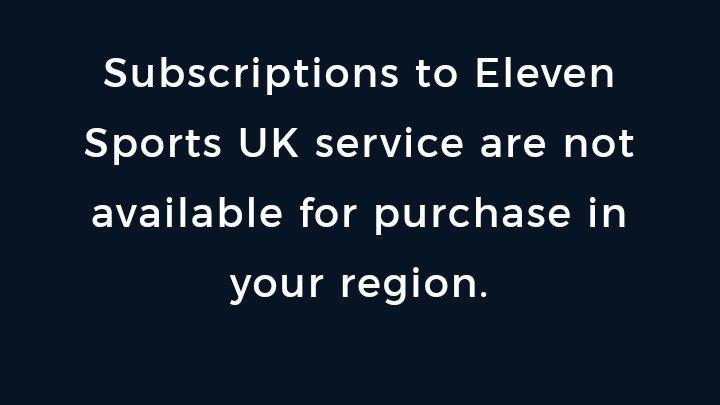 Eleven Sports blocked