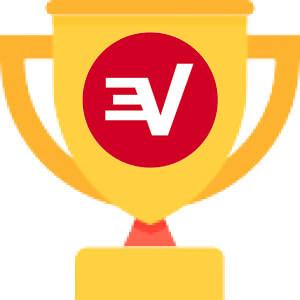 ExpressVPN Winner