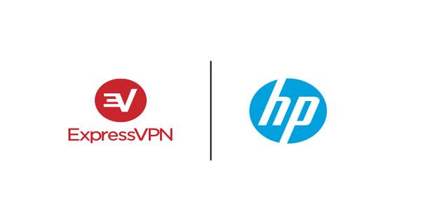 ExpressVPN teams up with HP