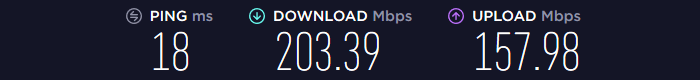 NordVPN Speed EU