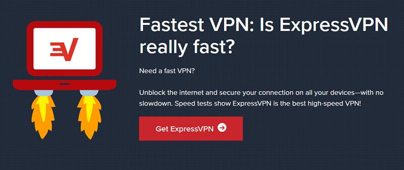 Speed ExpressVPN