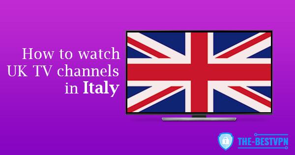 UK TV Italy