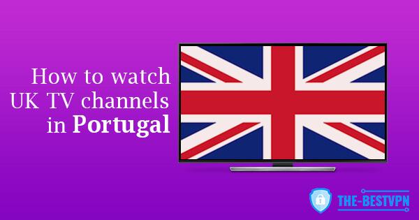 UK TV Portugal