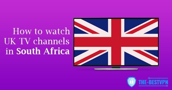 UK TV South Africa