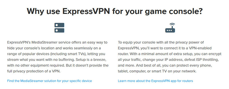 Why use a VPN for gaming