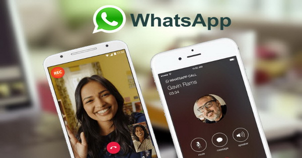 how can I use WhatsApp video calls in the UAE
