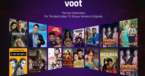 how to watch Voot outside of India