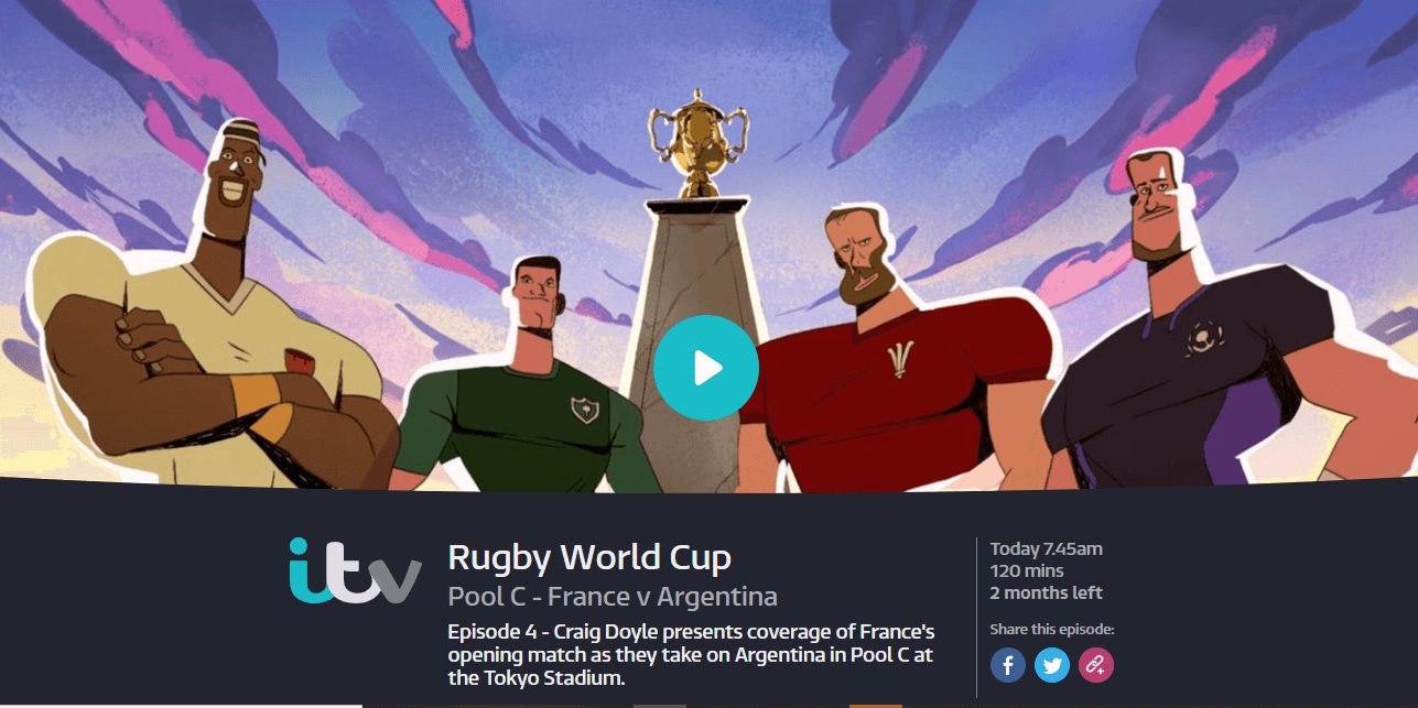 watch the 2020 rugby world cup on ITV