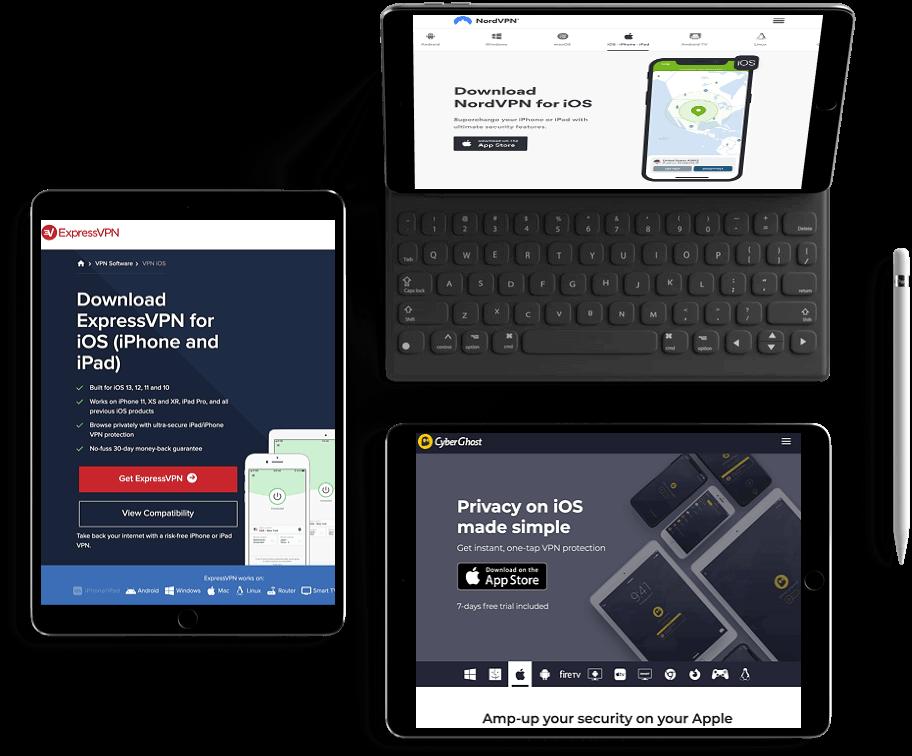 Best VPN iPad