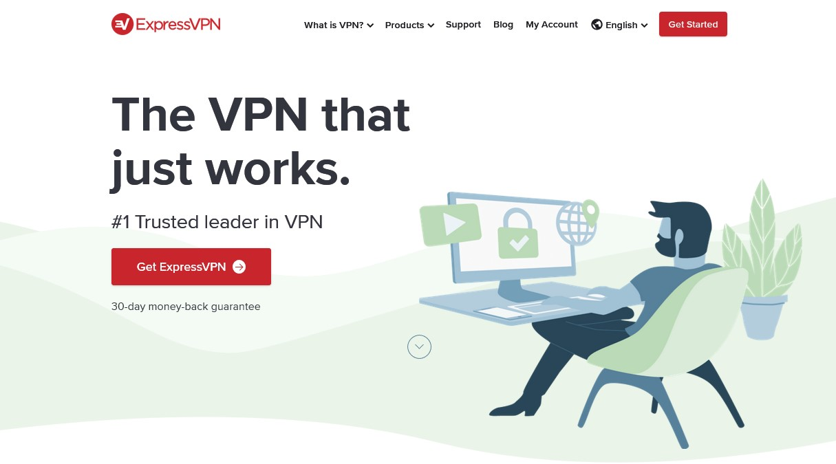 Use ExpressVPN to unblock Bet at Home