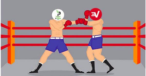 IPVanish vs ExpressVPN
