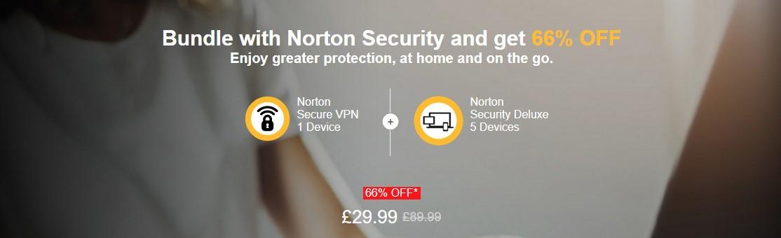 Norton Security and Norton Secure VPN