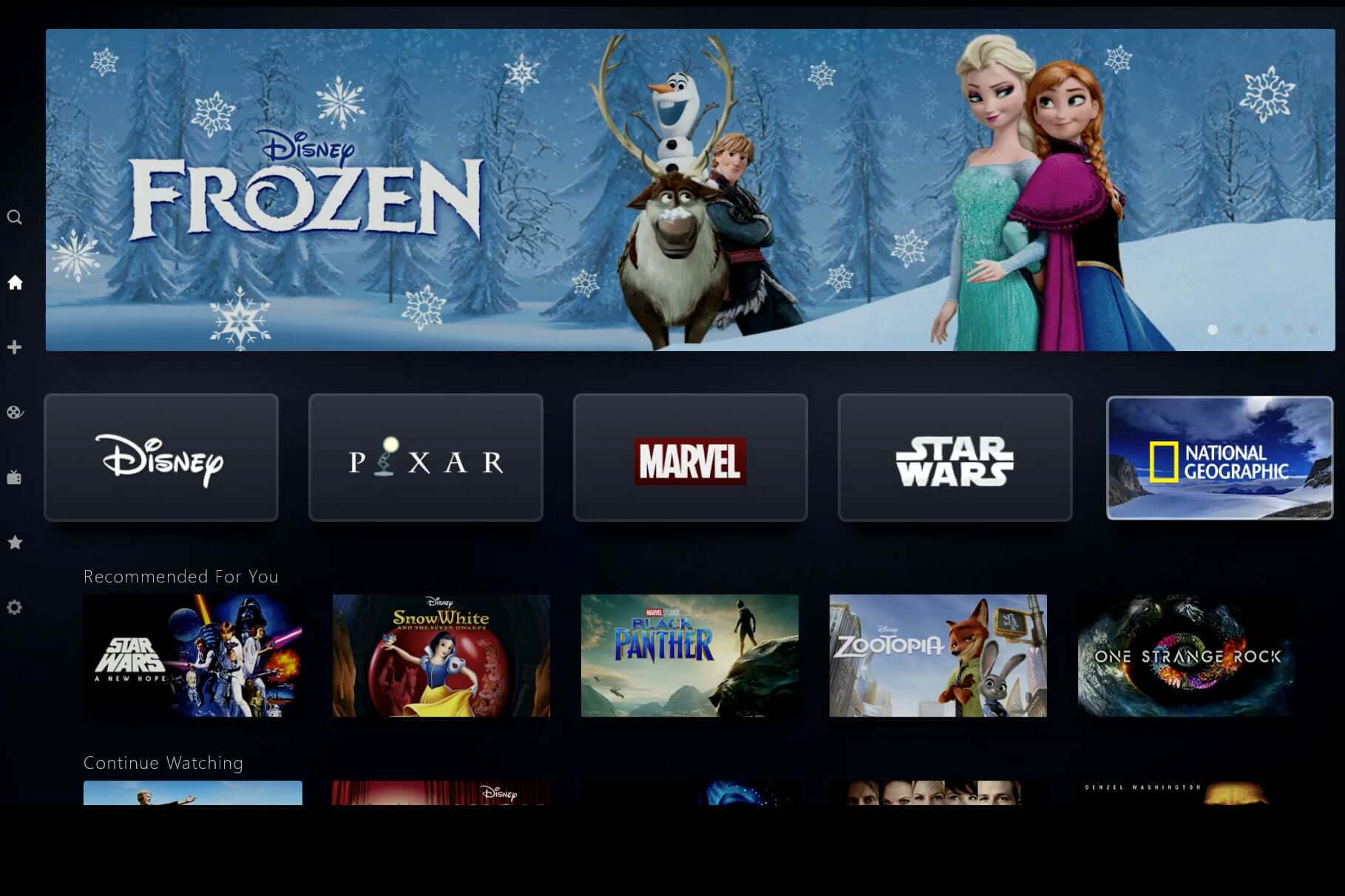 Stream Disney+ abroad with a VPN