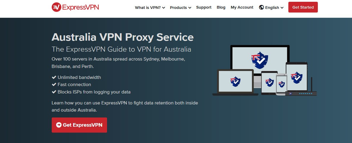 Watch 10 Play outside of Australia with ExpressVPN