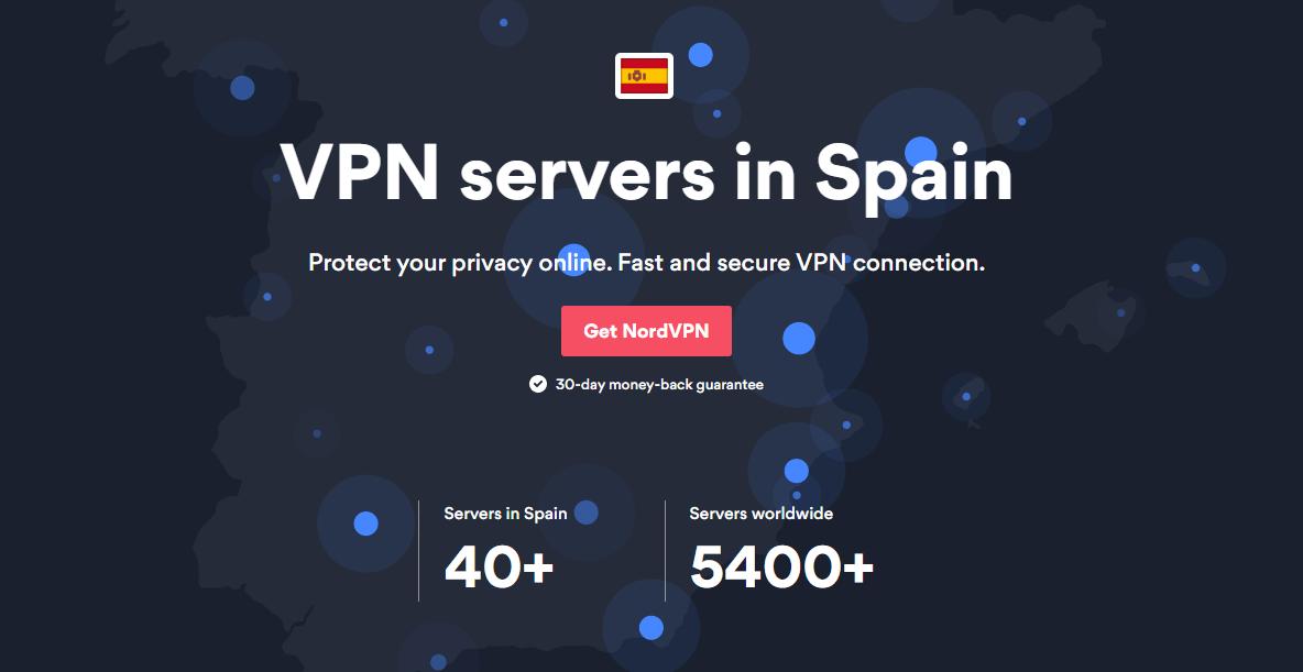 NordVPN Spain