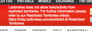"If you go abroad and try to use your Ladbrokes online betting account to place a bet, you will come across restrictions. While there are a few countries you can use the betting site, you are usually restricted to using the local version of the site, not your own account. If you want to find out how to unblock and use Ladbrokes outside of the UK read on as we are going to show you one way you may be able to do just that. Ladbrokes is not the only bookmaker that is blocked outside of the United Kingdom, there are many others. Paddy Power is also one bookmaker that is blocked outside of the UK, and you can unblock the site the same way using a VPN. First, we want to answer another question asked frequently and this is why online betting is restricted abroad. Why can't I bet online abroad? There is an easy answer to this. Different countries have different laws and legislation concerning betting. The United Kingdom is very open and offers a huge range of ways to bet including online and in physical bookmakers on the high street. Bookmakers have to abide by local laws so they cannot operate in certain countries. If it offers online betting, it must have the relevant licenses for that country. If not, when you visit the site, you see a notice telling you that you cannot access the website. How to unblock Ladbrokes abroad There is a way to bypass geo-restrictions and censorship when visiting abroad and this is to use a VPN. However, bear in mind you might be going against the laws of the country by placing a bet online. Using a VPN, you can change your IP address. The IP address is how the ISP knows which country you are located in and knows that gambling is not allowed in that country so blocks access. However, if you mask your own IP and connect to a server in the United Kingdom you take on an IP address from that server. This makes it look like you are in the UK. If it looks like you are in the United Kingdom, you bypass the restrictions. At the same time, you have encryption from the server and this stops the ISP from being able to spy on what you do and see online. A step-by-step guide to unblock Ladbrokes abroad If you are still unsure how to unblock and use Ladbrokes outside of the UK, you can follow this step-by-step guide. 1 First, you have to choose a VPN provider and sign up with the provider for a plan. Below we are going to recommend some VPNs that are great at overcoming restrictions. 2 Head over to the download or your account page and download apps for devices, and install them. 3 Launch the app and for first-time use enter your email address and password along with the authentication code. After doing this a dashboard will pop up. This is where you choose the server. 4 Choose a server based in the United Kingdom and click on the connect button. When you are connected, you can rely on encryption and take on an IP address from the United Kingdom while masking your own. 5 Go to the Ladbrokes website and sign in to your online betting account. VPNs recommended for online betting abroad We have shown you how to unblock and use Ladbrokes outside of the UK using a Virtual Private Network but bear in mind that not all providers are equal. We mean not all have the ability to be able to bypass restrictions and censorship. The three providers below all excel in this area so you might want to consider one of them. 1 ExpressVPN Our first choice would be ExpressVPN, one of people's favorite VPN provider"" (link to best vpn page). To begin with, the provider offers servers that can bypass restrictions in countries with high censorship. Thousands of servers are offered with many in the United Kingdom. Therefore you should have little trouble unblocking Ladbrokes abroad. The provider includes military-grade encryption in plans to stop ISPs and hackers from spying on what you do online. To ensure that data and your location do not slip past encryption if the server disconnects, the provider offers leak protection. ExpressVPN offers a good deal on the yearly plan giving you 49% savings and they throw in three-months free. 2 NordVPN NordVPN is our second choice for beating restrictions. The provider offers numerous security features that come in helpful when wanting to bypass blocks. Along with offering military-grade encryption, NordVPN has DoubleVPN. Using this you can connect to not one but two servers to double the security and anonymity. The DNS leak protection and automatic Kill Switch come in very handy as additional security measures. The automatic Kill Switch stops the internet connection if the connection to the server fails. This means no data can leak outside of the encrypted tunnel. 3 CyberGhost CyberGhost may be a good choice thanks to military-grade encryption, no-spy servers and much more. You can spoof your location with the provider easily thanks to thousands of global servers including servers in the United Kingdom. The provider also offers an automatic Kill Switch, DNS, and IP leak protection so you should have no trouble being able to bypass restrictions. To summarise You now know how to unblock and use Ladbrokes outside of the UK and we have recommended three superb choices of providers. With a plan, you can overcome blocks and censorship, remain secure online, and unblock streaming services, save money on comparison sites and more. However, maybe you still don't know why you should use a VPN, so just read this article (why use VPN article), which will explain all you need to know."