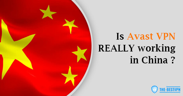 Avast VPN Status China