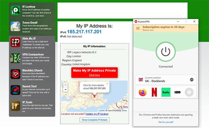 British IP