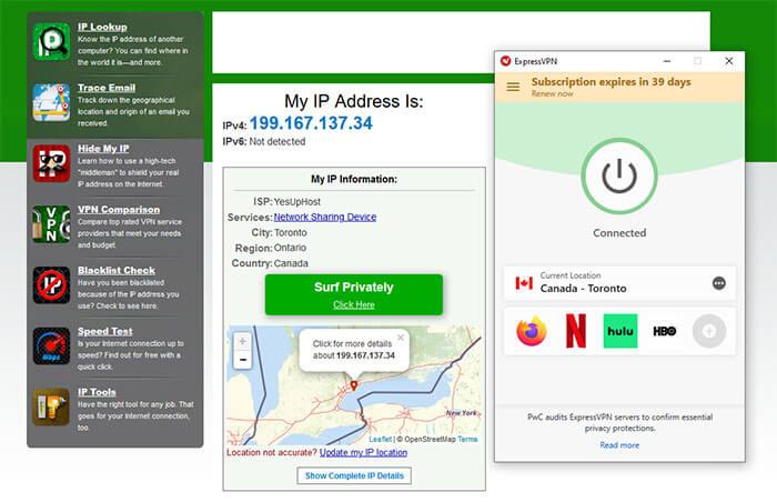 Canadian IP