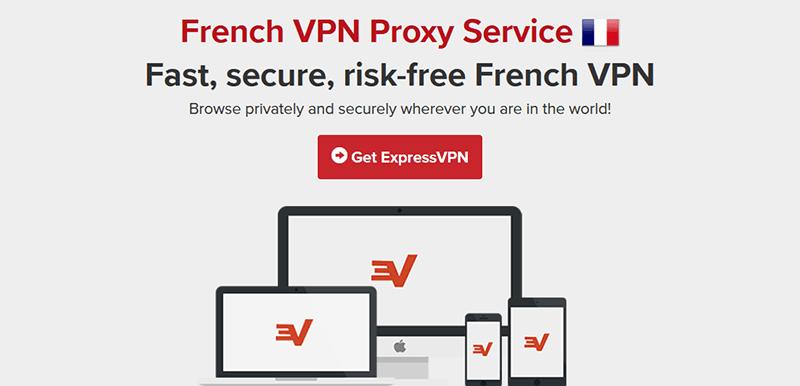 ExpressVPN in France