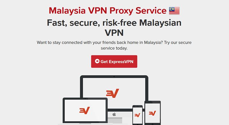 ExpressVPN in Malaysia