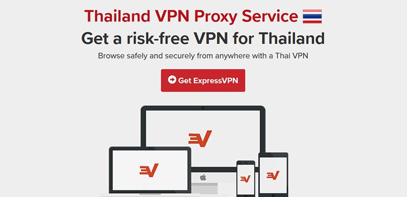 ExpressVPN in Thailand