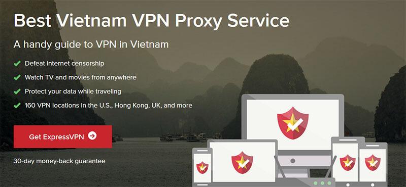 ExpressVPN in Vietnam