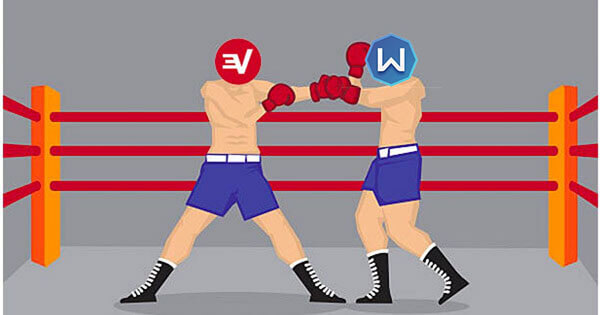 ExpressVPN vs Windscribe
