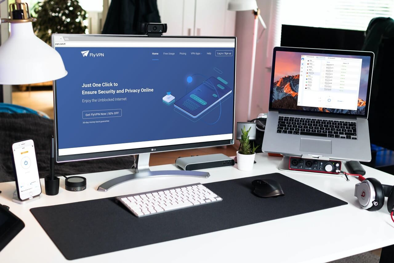 FlyVPN Review