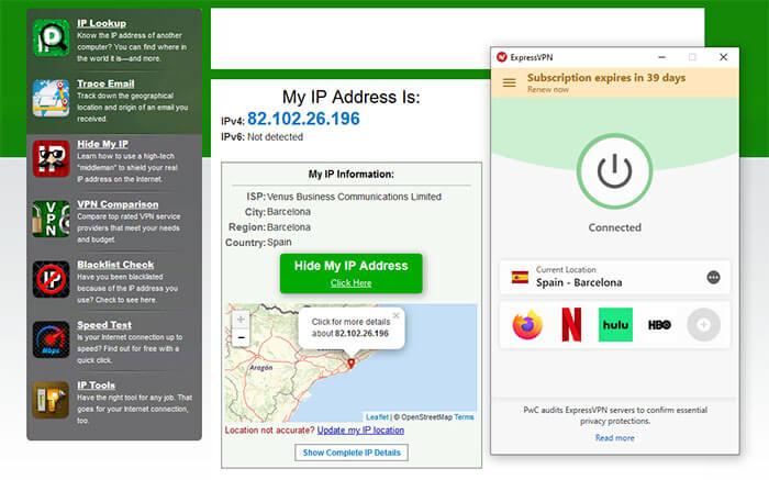 Spanish IP