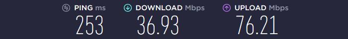 Touch VPN Speed US