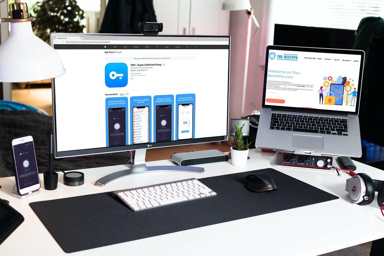 VPN Super unlimited review