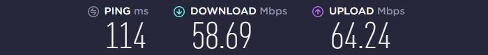 VPNArea Speed US