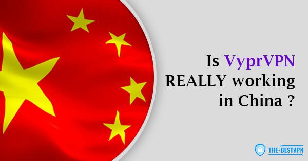 VyprVPN Status China