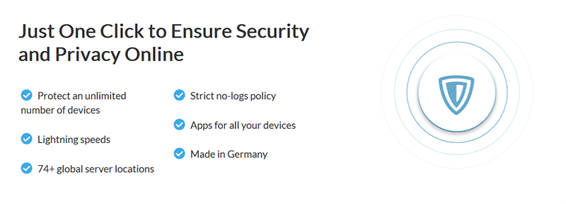 ZenMate security and privacy