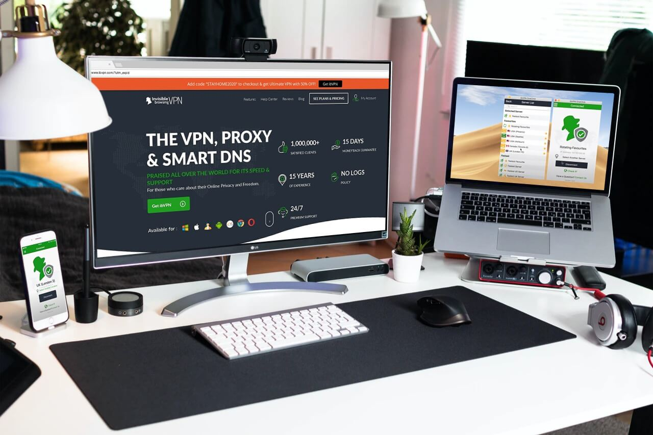 ibVPN Review