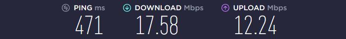 Ace VPN Speed Asia