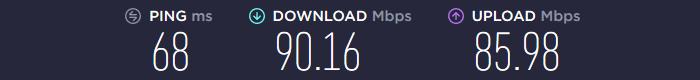 Ace VPN Speed EU