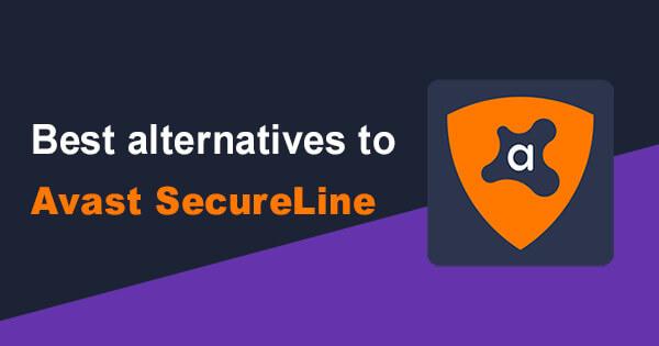 Best alternatives Avast SecureLine
